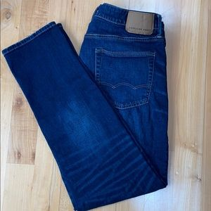 AMERICAN EAGLE | slim straight jeans